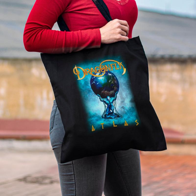 "Dragonfly ""Atlas"" Tote Bag"