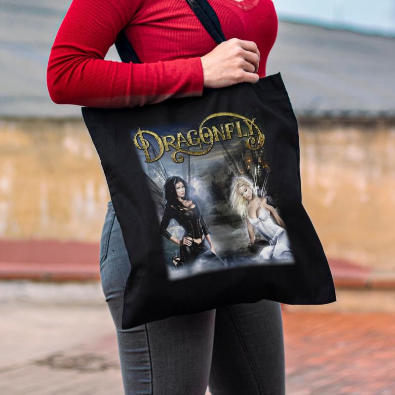 "Dragonfly ""Alma Irae"" Tote Bag"