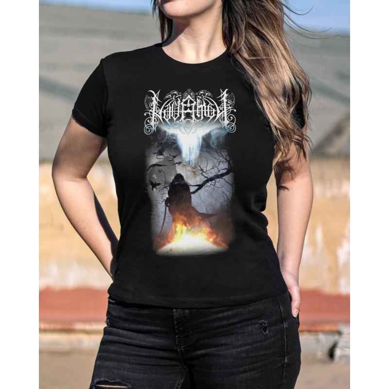 Camiseta Girlie Havamal...