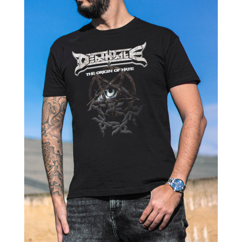 """Camiseta Deathtale """"Origin..."""