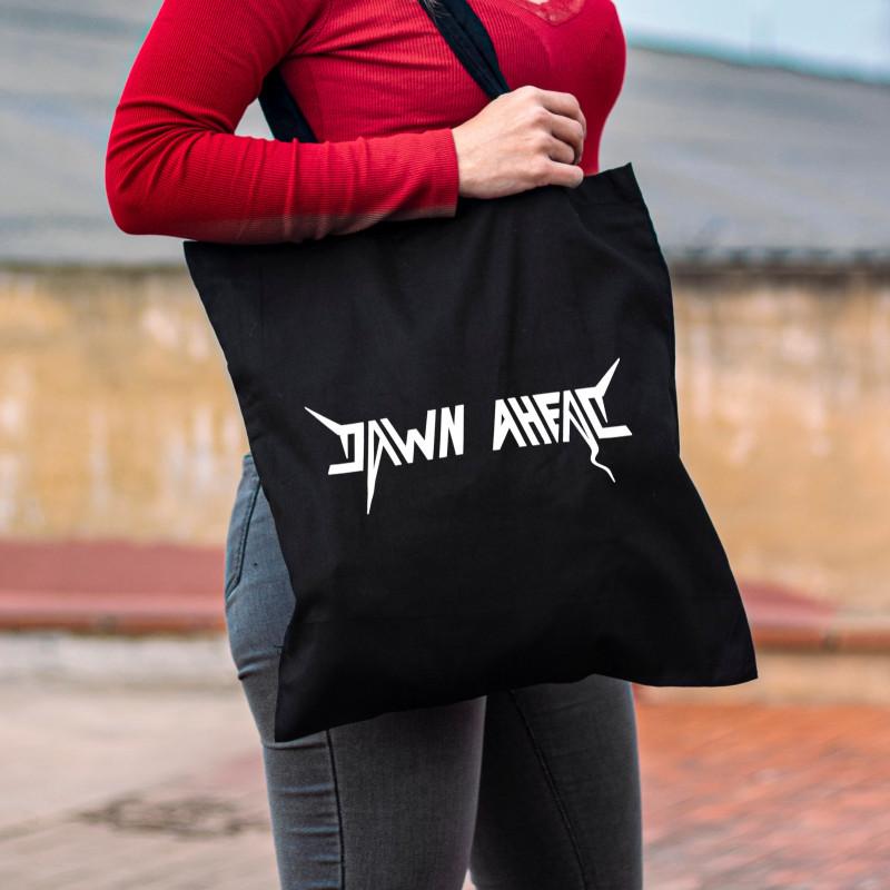 """Dawn Ahead """"Logo"""" Tote Bag"""