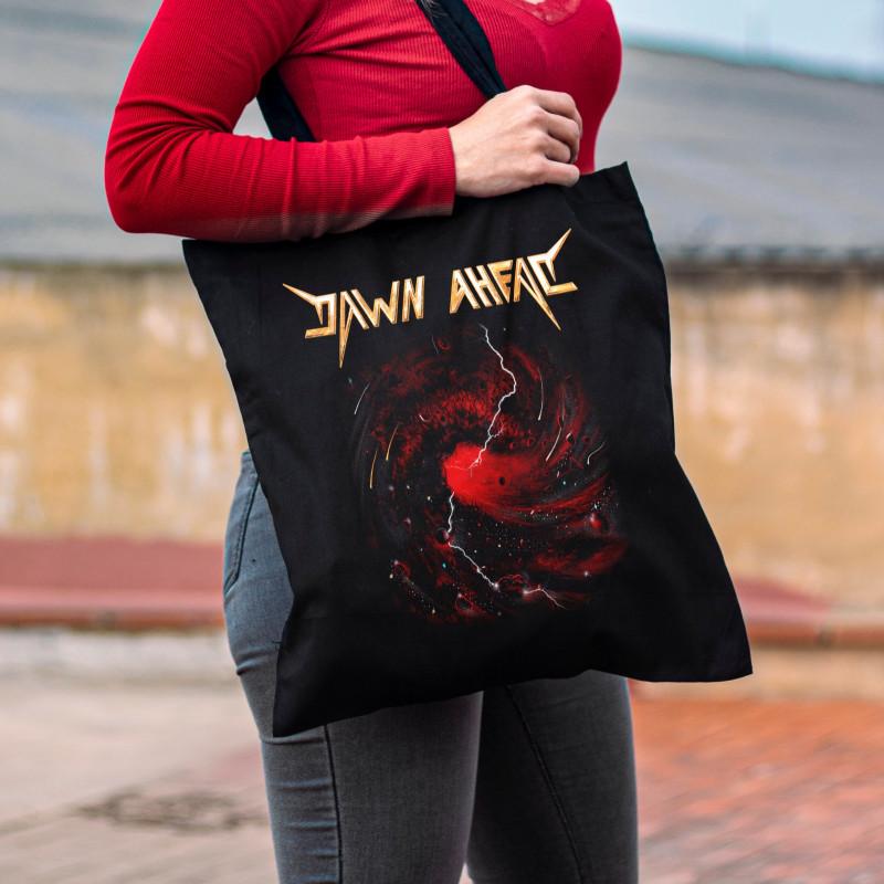 "Tote Bag Dawn Ahead ""Red..."
