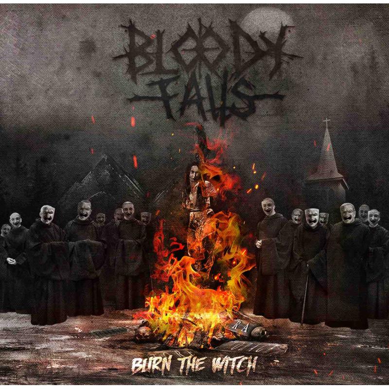 "Bloody Falls - ""Burn The..."