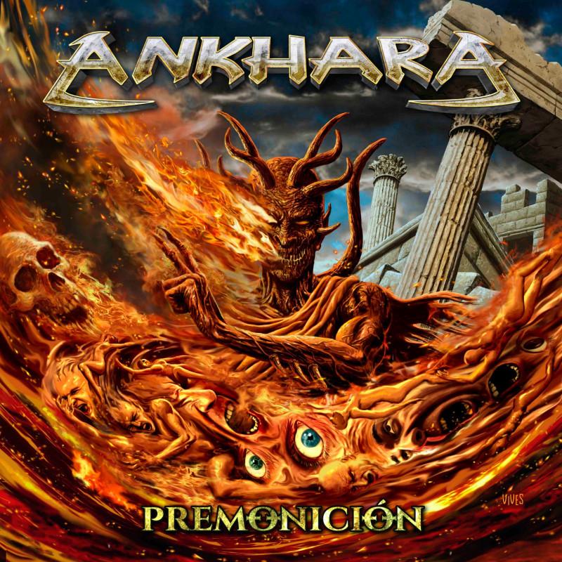 """Ankhara - """"Premonición"""" (CD)"""