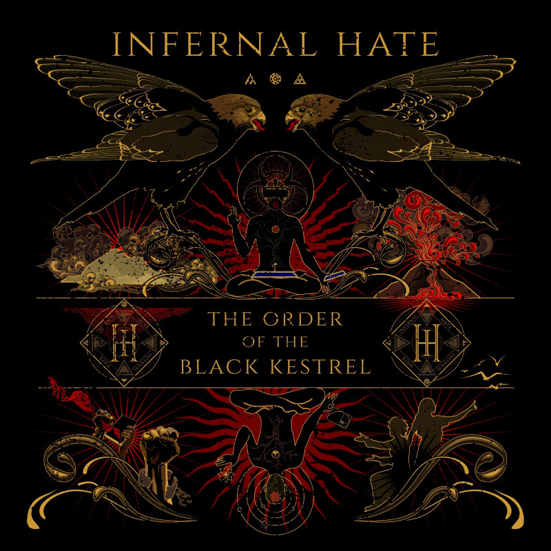 """Infernal Hate - """"The Order..."""