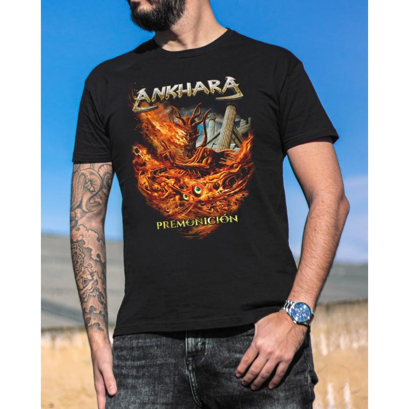 """Camiseta Ankhara """"Premonición"""""""