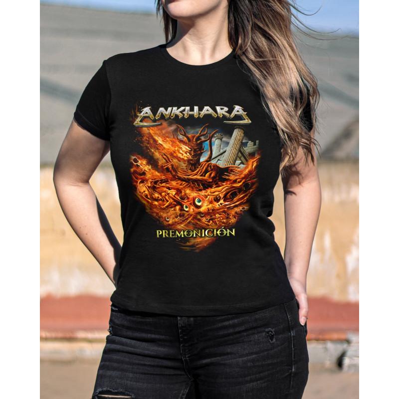 Camiseta Girlie Ankhara...