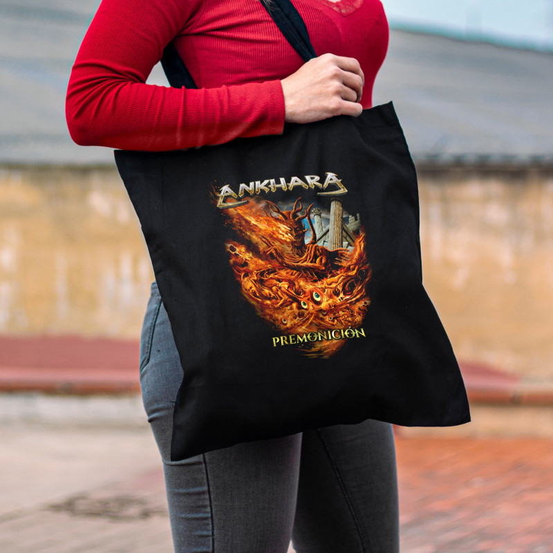 """Ankhara """"Premonición"""" Tote Bag"""