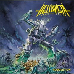 "Hellavista - ""Robolution"" CD"