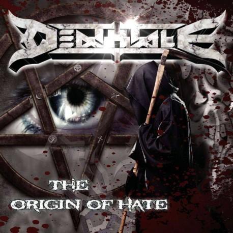 "Deathtale - ""The Origin of Hate"" CD Preorder"