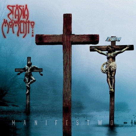 """Stasia Momento - """"Manifestwo"""" CD"""