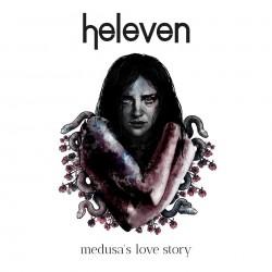 """Heleven -  """"Medusa's Love Story"""" CD (Preventa)"""