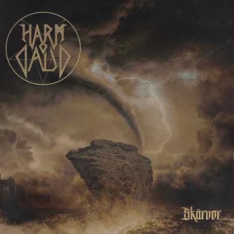 """Harmdaud - """"Skärvor"""" CD (Preorder)"""