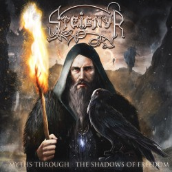 "Steignyr - ""Myths Through The Shadows Of Freedom"" CD (Preorder)"
