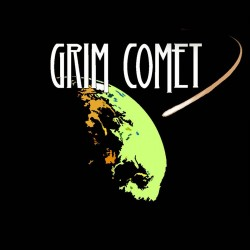 "Grim Comet - ""Pray For The Victims"" CD"