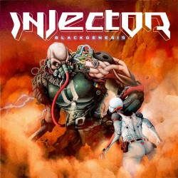 "Injector - ""Black Genesis"" CD"