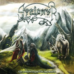 "Steignyr - ""The Pophecy Of The Highlands"" CD"